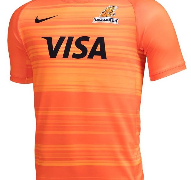 Jaguares Super Rugby 2018 Nike Home & Away Camisas