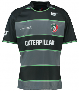 Camiseta Leicester Tigers Rugby 2016