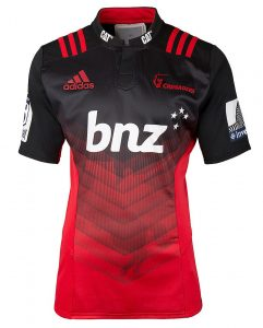 Crusaders Adidas Super Rugby 2016 Home Camisa