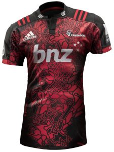 Crusaders Adidas Special Edition Lions Tour 2017 Camisa