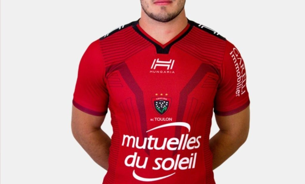 Toulon revela las camisetas de Hungaria Sport 2020