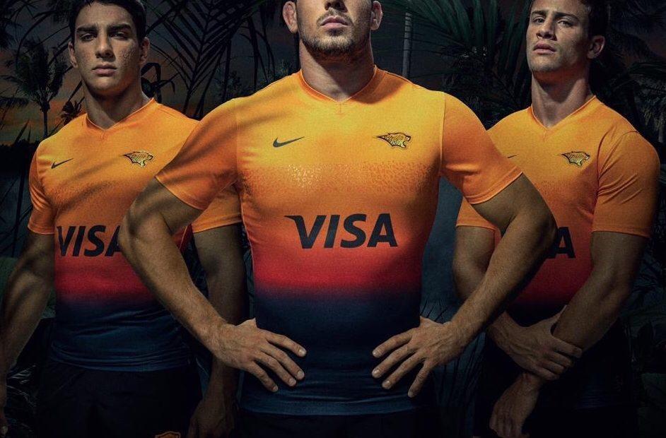 NOTICIAS: Jaguares revela las camisetas Super Rugby 2020